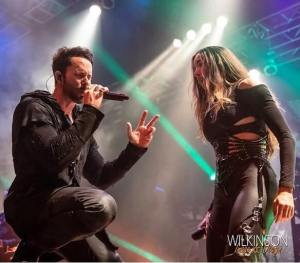Kamelot in Houston (May 2018) Credit: @wilkinson_image_design