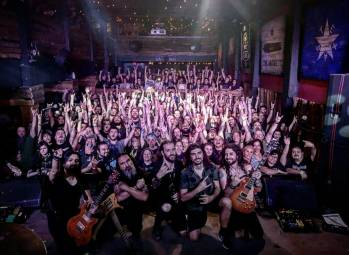 Orphaned Land in Austin (May 2018)